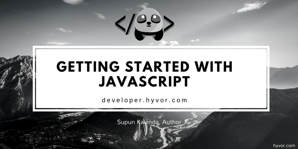 Getting Started with Javascript